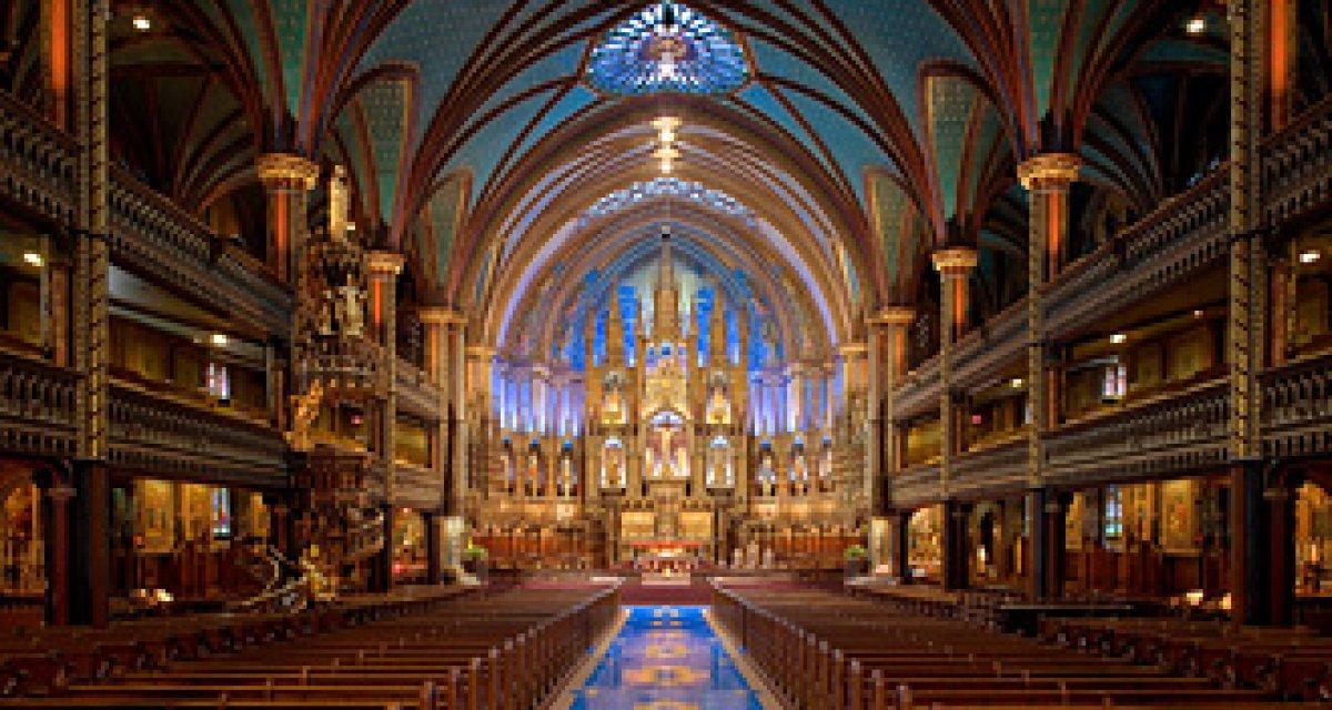 Basilique Notre-Dame avec le CCRSJB
