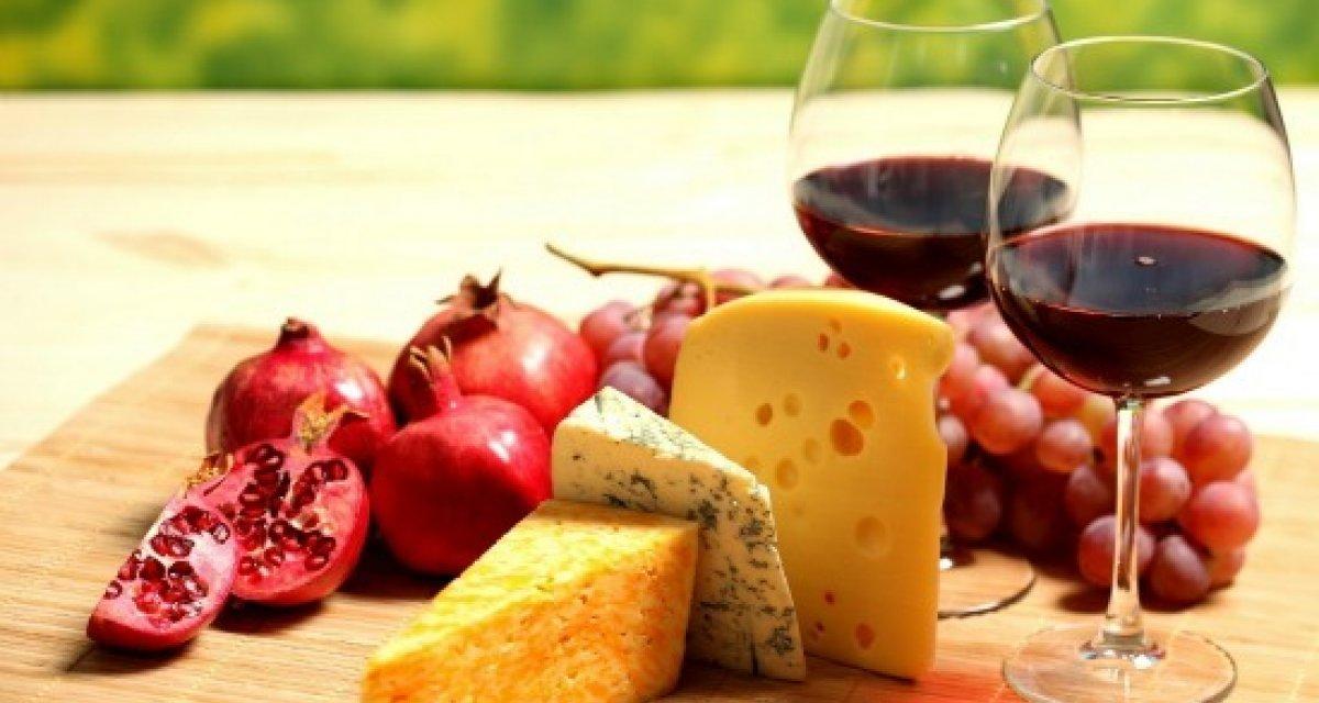 soirée vin fromage