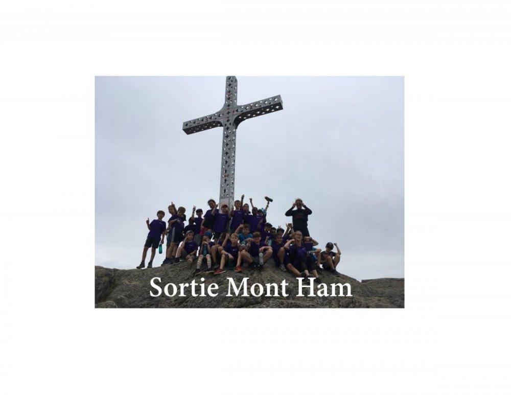 Sortie Mont Ham 2018