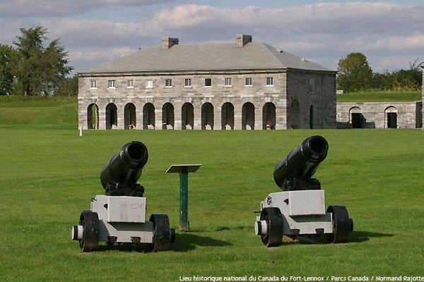 Sortie Fort Lennox CCRSJB
