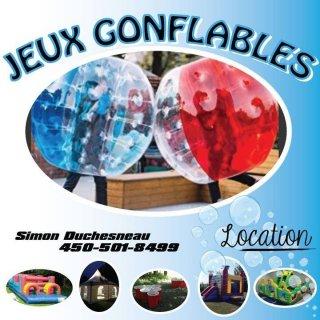 Jeux Gonflables Simon Duchesneau